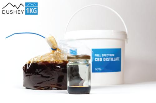 Full Spectrum CBD Distillate