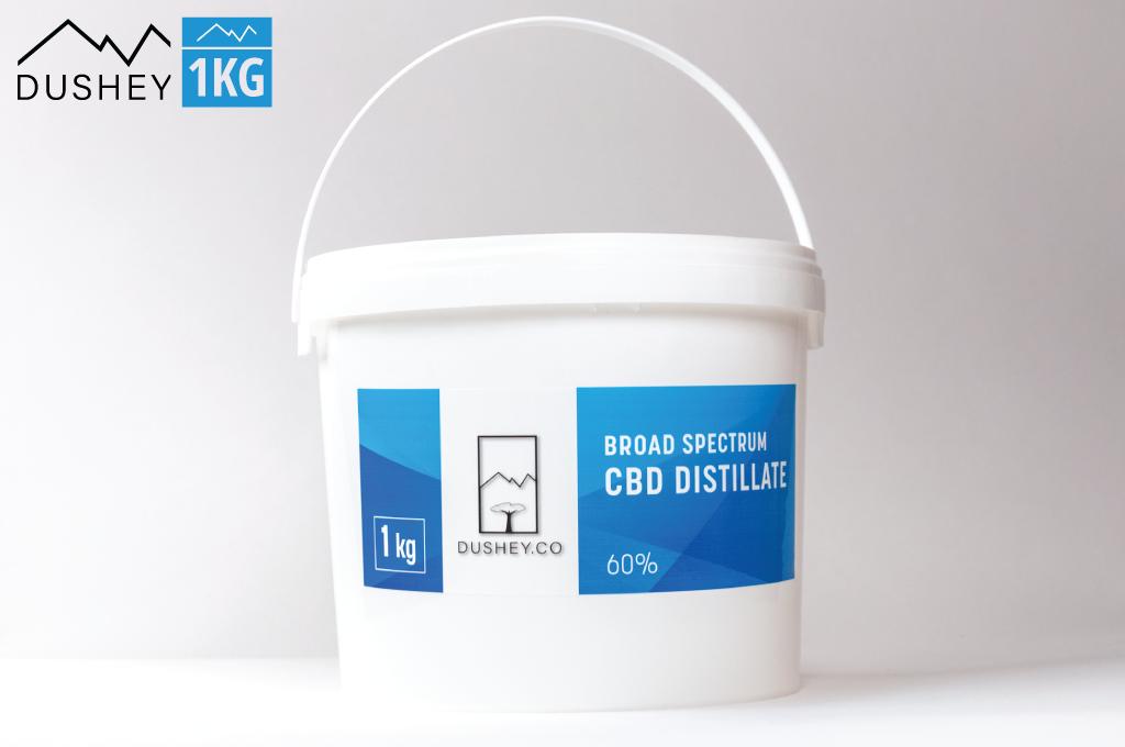 Broad Spectrum CBD Distillate