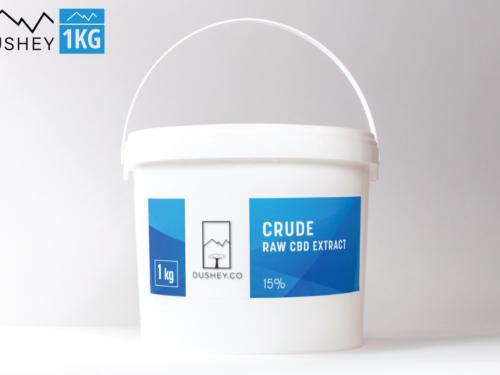 Crude Raw CBD Extract