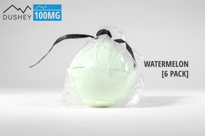 bath bomb watermelon 100mg